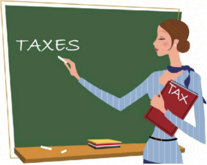Income Tax Class: Morning Class @ Emerald Services